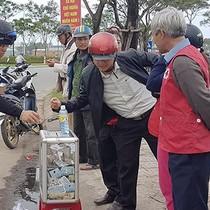 Mạo danh Hội chữ thập đỏ quyên góp tiền sau tai nạn giao thông