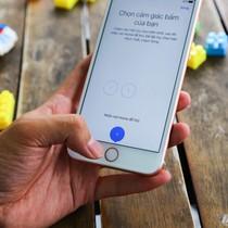 """iPhone 8 sẽ có """"vùng tính năng"""" thế chỗ nút Home?"""