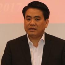 """Chủ tịch Hà Nội: Ô nhiễm không khí ở mức """"báo động đỏ"""""""