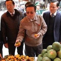 Nông sản từ Trung Quốc và những câu hỏi nơi biên giới