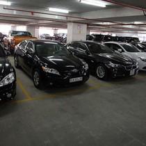 Tìm đâu ra chỗ đậu xe?