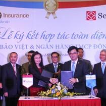 Tổng công ty bảo hiểm Bảo Việt và SeABank ký thỏa thuận hợp tác toàn diện