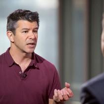 CEO Uber nổi nóng, cãi nhau với tài xế dịch vụ Uber Black