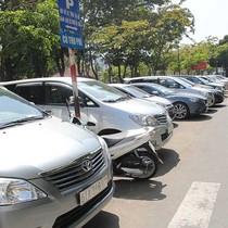 Khó tìm chỗ đậu xe ở trung tâm TP.HCM