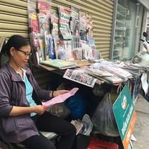 Sạp báo vỉa hè là nét văn hóa đô thị