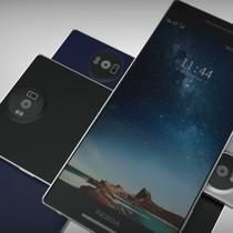 Nokia 7 và 8 dùng thiết kế kim loại nguyên khối