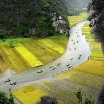 """""""Kong: Skull Island"""" và câu chuyện du lịch Việt Nam"""