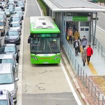 """""""Buýt nhanh BRT rẻ hơn nhiều so với vận tải hành khách khác"""""""