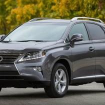 Xe sang Lexus dính lỗi triệu hồi kép tại Việt Nam
