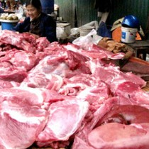 Ngân hàng Thế giới: 30-40% mẫu thịt lợn Việt Nam nhiễm khuẩn salmonella