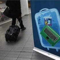 """Khủng bố tạo ra """"bom laptop"""" qua mặt an ninh sân bay"""