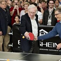 Warren Buffett và Bill Gates gợi ý cuốn sách kinh doanh hay nhất mọi thời đại