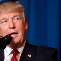 Trump lý giải việc không phá hủy đường băng căn cứ ở Syria