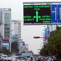 TP.HCM đưa thông tin ô nhiễm môi trường lên bảng điện tử