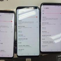 Người dùng phàn nàn lỗi vệt đỏ lạ trên màn hình Galaxy S8