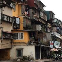 Ông Nguyễn Đức Chung làm Trưởng ban chỉ đạo xây lại nhà chung cư cũ