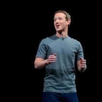 Mark Zuckerberg tô vẽ thế giới thực tế ảo tại Facebook F8
