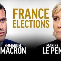 Bầu cử Tổng thống Pháp: Le Pen tuyên bố muốn sống hòa bình với cả Nga và Mỹ