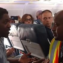 Thêm một hãng hàng không Mỹ bị chỉ trích vì đuổi hành khách