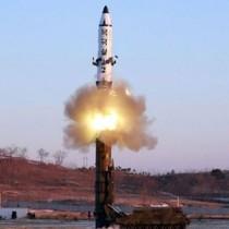 Triều Tiên phóng tên lửa đạn đạo thất bại