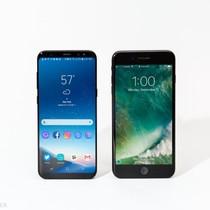 10 điều không có trên iPhone, chỉ xuất hiện ở Galaxy S8