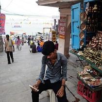 Thanh toán qua di động bùng nổ tại Ấn Độ