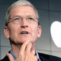 Tim Cook giảm gần 14kg nhờ Apple Watch