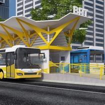 Dự án xe buýt nhanh BRT ở TP.HCM giờ ra sao?