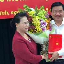 Ông Đinh La Thăng được điều động làm Phó ban Kinh tế Trung ương