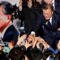 Tân tổng thống Hàn Quốc kẹt giữa Triều Tiên, Mỹ và Trung Quốc