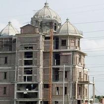 """Hà Đông: Phát lộ biệt thự """"khủng"""" xây không phép"""