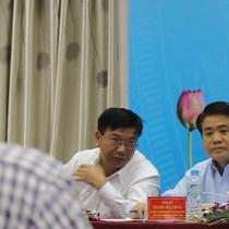 Chủ tịch Hà Nội: Doanh nghiệp cứ phản ánh, chúng tôi sẽ chấn chỉnh