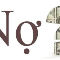 Nợ xấu của nền kinh tế thực tế là bao nhiêu?