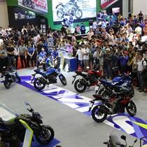 Các hãng xe máy ở Việt Nam dồn sức cho môtô