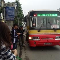 Lùm xùm đấu thầu xe buýt: Yêu cầu Giám đốc Sở GTVT Hà Nội kiểm điểm