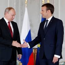 Nga và Pháp: Cho cái có, nhận cái cần
