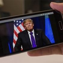 """Điện thoại Android không còn được ông Donald Trump """"sủng ái"""""""