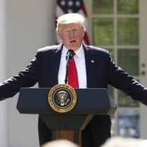 """Tổng thống Trump: """"Chúng tôi không muốn bị quốc gia khác cười vào mặt"""""""