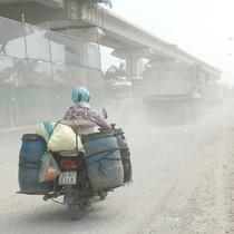 """""""Chất lượng không khí ở Hà Nội có xu hướng xấu đi"""""""