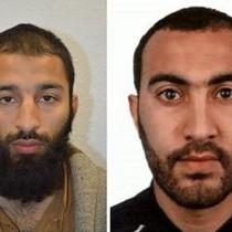 Anh công bố danh tính hai kẻ tấn công khủng bố ở London
