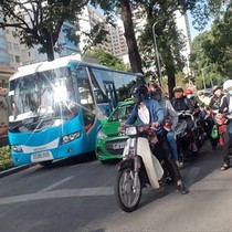 Lãnh đạo CSGT TPHCM nói gì về tình trạng kẹt xe?