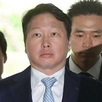 Chủ tịch tập đoàn Hàn Quốc thừa nhận bà Park đòi hối lộ