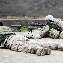 Khẩu súng giúp xạ thủ Canada hạ mục tiêu cách 3,5 km