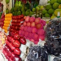 Nho nhập nhèm nguồn gốc đang tung hoành trên thị trường Hà Nội