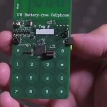 Xuất hiện nguyên mẫu điện thoại không cần dùng pin