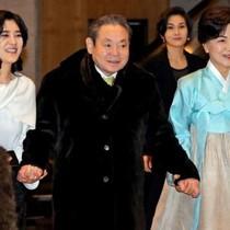 Gia đình nào giàu có nhất châu Á?