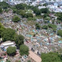 Gần 100 triệu đồng mỗi m2 đất quanh nghĩa trang Bình Hưng Hòa