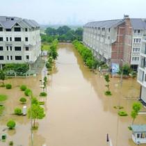 Hạ tầng thoát nước bất cập: Nhiều khu đô thị còn bị ngập úng!