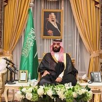 Đêm đổi ngôi thái tử trong hoàng cung Arab Saudi