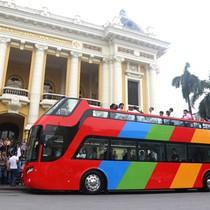 Bộ Giao thông yêu cầu dừng triển khai xe buýt 2 tầng